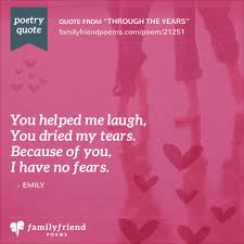 friendship poems poems for friends