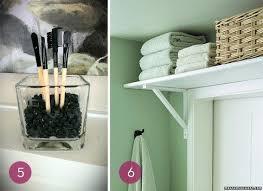 unique bathroom storage ideas 10 clever bathroom storage and organization ideas curbly