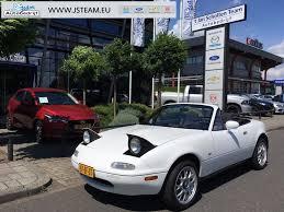coc mazda used mazda mx 5 roadster 1 6i miata classic edition white for sale