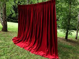 Walmart Velvet Curtains by Curtains Red Velvet Curtains Dependability Chocolate Velvet