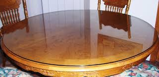 how to protect wood table top custom glass table tops