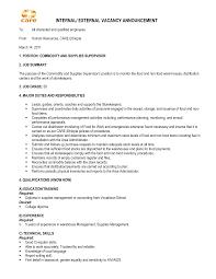 gallery of internal auditor cover letter resume for internal