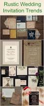 Rustic Wedding Invites New Rustic Wedding Invitation Trends Rustic Wedding Chic