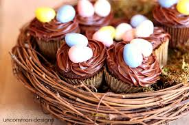 Quick And Easy Easter Decorations by Easter Cupcake Decorations Uncommon Designs