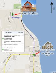 Aspen Map Bear Lake Cabin Rentals Aspen In Harbor Village U2013 Bear Lake Cabin