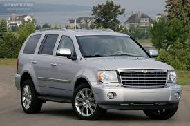 jeep durango 2008 chrysler aspen specs 2006 2007 2008 2009 autoevolution