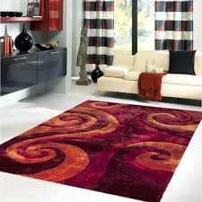 Round Throw Rugs by Red Round Area Rugs Aurelius Area Rugs Shop Rugs At Lowes Com