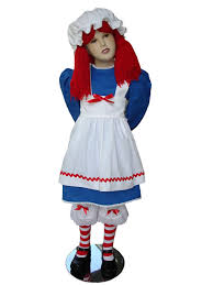Raggedy Ann Costume Custom Boutique Raggedy Ann Costume Dress Theeb