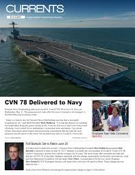 yardlines august 2013 by newport news shipbuilding issuu