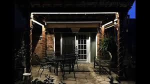 awesome outdoor led lighting strips including residential strip