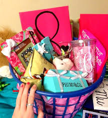 271 best gifts for basket images on phi mu