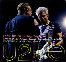 U2 In The City Of Blinding Lights U2 City Of Blinding Lights Cd Album At Discogs