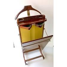 meuble valet de chambre valet de chambre reguitti en acajou 1950 design market