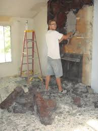 interior design lava rock fireplace remodel how to remodel lava