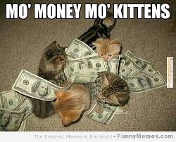 Rich Cat Meme - i m hella rich now by yayayaya meme center