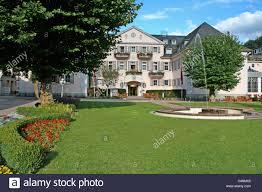 Bad Wildungen Reha Hotel Fürstenhof Stockfotos U0026 Hotel Fürstenhof Bilder Alamy