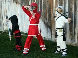 Halloween Costumes Ninjago Ninja Costumes Diy Kiddos Costumes