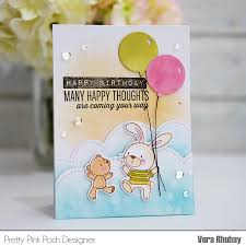 moccavanila by vera rhuhay snuggle bunnies birthday card