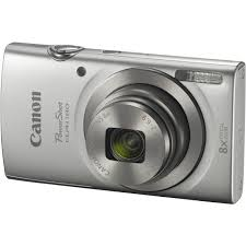 canon powershot elph 180 digital camera silver 1093c001 b u0026h