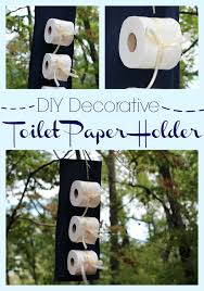 Decorative Toilet Paper Easy Bathroom Makeover U0026 A Decorative Toilet Paper Holder Tutorial