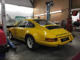 porsche signal yellow the yellow thing autodromo di monza archive early 911s registry