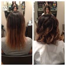lob haircut dark wavy hair the lob created best chicago hair salon lincoln park