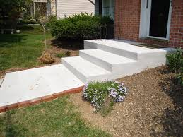 Brushed Concrete Patio Concrete Master Solutions Llc