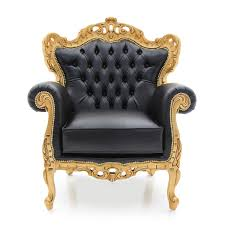 vclassic armchair baroque style armchair made of wood palermo 19 sevensedie
