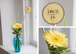 Mason Jar Vases For Wedding Daisy Wedding Centerpieces Mywedding