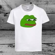 Tshirt Memes - rare pepe the sad frog t shirt tee tshirt gift present meme rare