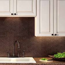 kitchen fasade wall panels copper backsplash fasade backsplash