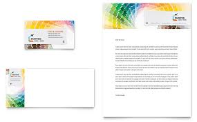 Business Cards Painting House Painting Contractor Business Card U0026 Letterhead Template Design