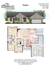 Porch Building Plans Floor Plans Basso Builders