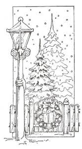 christmas coloring 12 coloring pages adults