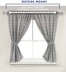 Curtain Place How To Measure Windows For Curtains Bed Bath And Beyond Bed