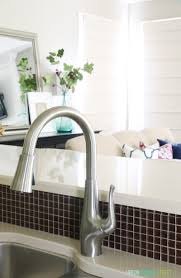 new kitchen faucet our new pfister clarify xtract faucet installation on