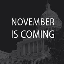 november is coming