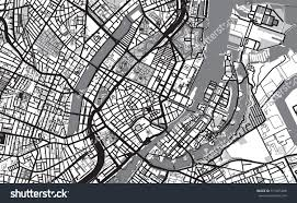 Copenhagen Map Urban City Map Copenhagen Stock Vector 517465288 Shutterstock