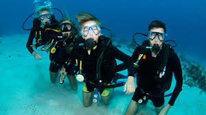 open water diver course whitsunday diving academy