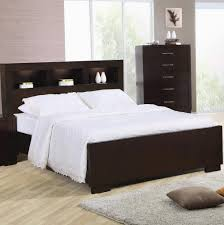 king size bed frame with headboard storage home design ideas