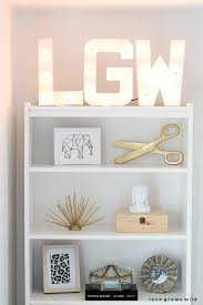 home decor letters how to light up a room s décor with marquee letters
