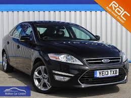 used ford mondeo titanium x for sale motors co uk