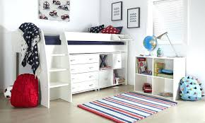 High Sleeper Bed With Desk And Sofa High Sleeper With Desk And Sofa Bed High Sleeper With Navy