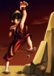 Toph Blind Toph Bei Fong Avatar The Last Airbender Image 1152028