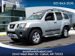 nissan xterra 2011 excel ford of cabot vehicles for sale in cabot ar 72023