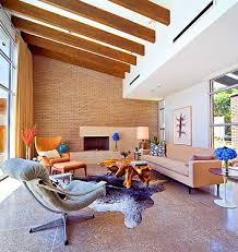 Interior Design Mid Century Modern by Mid Century Modern Black Dog Design Blog