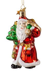 käthe wohlfahrt shop hanging ornaments made of glass