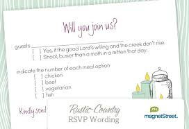 Response Card Wording Clever Wedding Rsvp Cards Lake Side Corrals