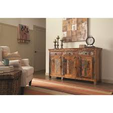 coaster furniture 950367 accent cabinet with doors and drawers