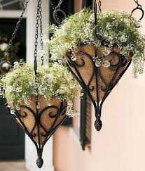 planters astonishing outdoor hanging planters outdoor hanging